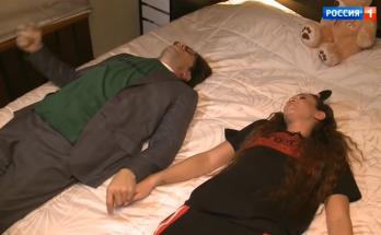 ольга бузова в постели с андреем малаховым